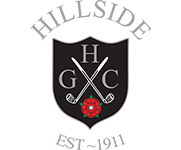 Hillside Golf Club logo est 1911 graphic