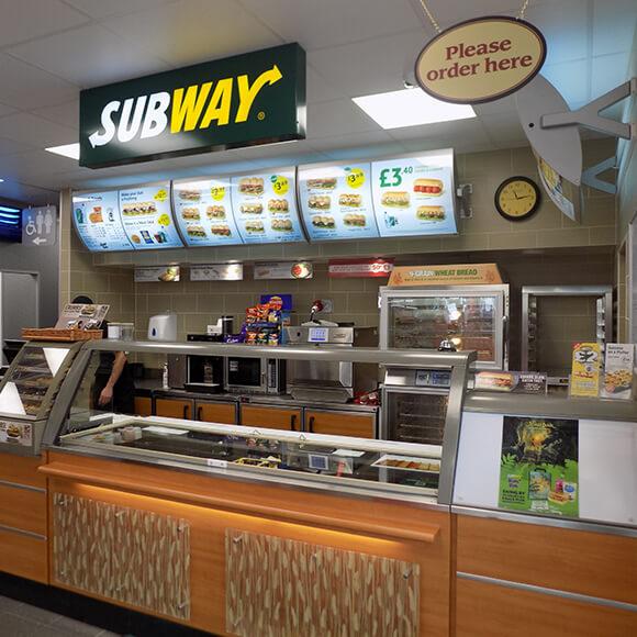 PROJECT 160621 Rontec Subway