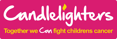 Candlelighters logo fighting childrens cancer