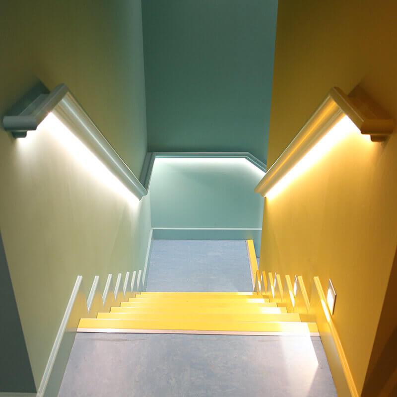 V -REV Stairs