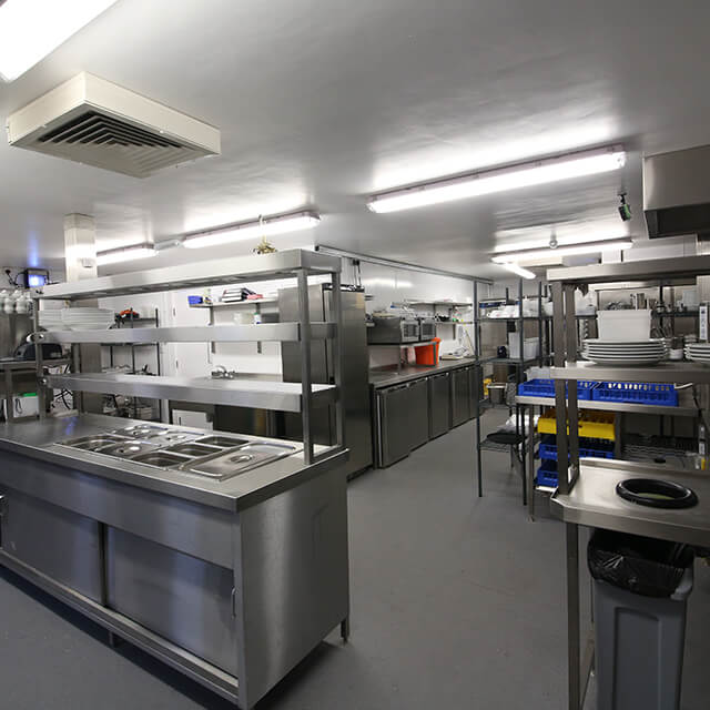 Holts Clock Tower Kitchen