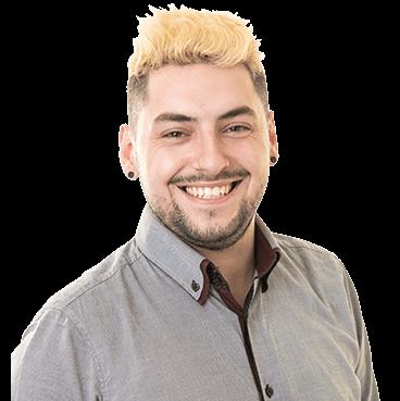 Elliot Christy – Sales Executive