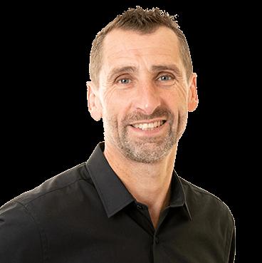 Graham Morris – Sales Manager
