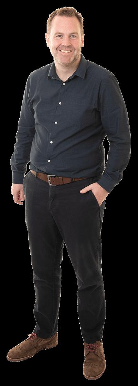 Chris Allen – Group Managing Director