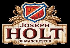 Josheph holt of manchester emblem